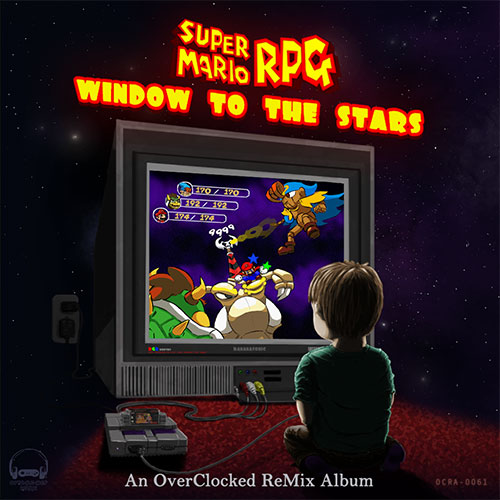 Super Mario RPG: Window to the Stars